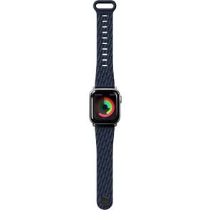 Laut ACTIVE 2.0 Watch Strap for Apple Watch 1-6/SE 38/40mm Indigo