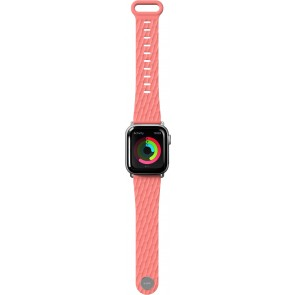 Laut ACTIVE 2.0 Watch Strap for Apple Watch 1-6/SE 38/40mm Coral