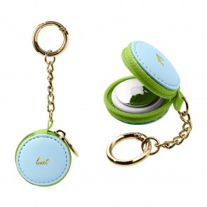 LAUT MACARON for AirTag BABY BLUE