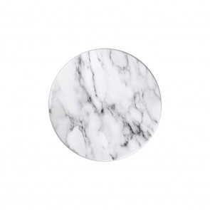 SwitchEasy MagPoka MagSafe wall mount pad White Marble