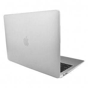 SwitchEasy Nude Case for MacBook Air 13-in (2018),Translucent