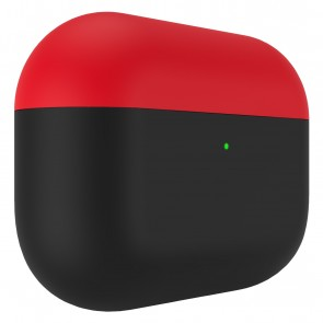 SwitchEasy Colors Duo caps case for AirPods Pro, Black