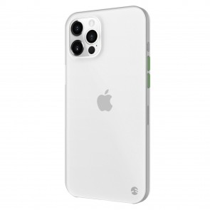 SwitchEasy 0.35 for iPhone 12 Pro/12 Transparent White