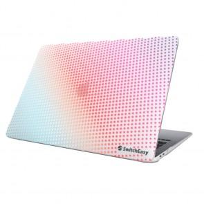 SwitchEasy Dots Protective Case for MacBook Air 13 Retina 2018-2020/M1 2020 Aurora