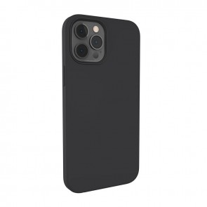 MagEasy MagSkin  for 2020 iPhone 12 Pro/12(Compatible with Apple MagSafe) Black