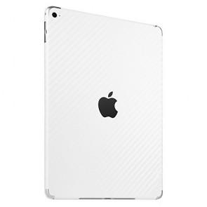 BodyGuardz Armor Carbon Fiber Full Body Protector for iPad Air/Air 2, White (DFCW0-APIA2-OA0)