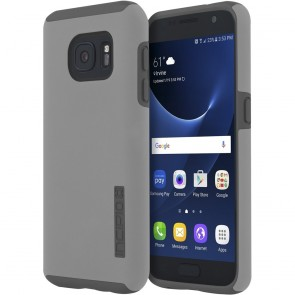 Incipio DualPro for Samsung Galaxy S7 -Gray/Gray