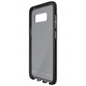 Tech21 Samsung Galaxy S8 Evo Check Case - Smokey And Black