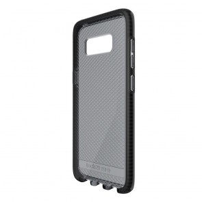 Tech21 Samsung Galaxy S8 Plus Evo Check Case - Smokey And Black
