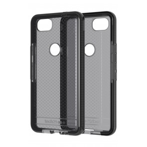 Tech21 Google Pixel 2 Evo Check Case - Smokey And Black