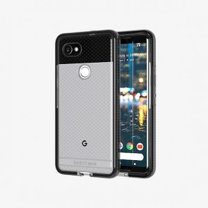 Tech21 Google Pixel 2 Xl Evo Check Case - Smokey And Black
