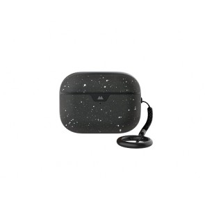 Mous AirPods Pro Case Speckled Black Leather