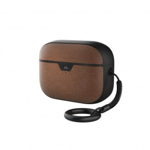 Mous AirPods Pro Case Brown Leather