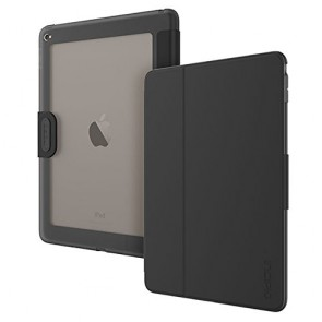 Incipio Clarion Case for iPad Air 2, Black (IPD-353-BLK)
