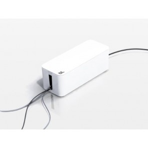 Bluelounge CableBox Cable Management System White