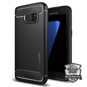 Spigen Samsung Galaxy S7 Rugged Armor Black