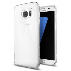 Spigen Samsung Galaxy S7 Edge Liquid Crystal Crystal Clear