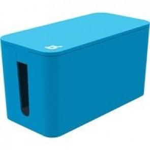 Bluelounge CableBox Mini Cable Management Blue
