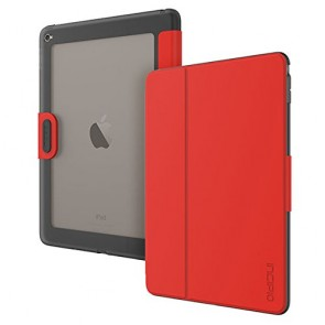 Incipio Clarion Case for iPad Air 2, Red (IPD-353-RED)