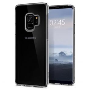 Spigen Samsung Galaxy S9 Thin Fit Crystal Crystal Clear