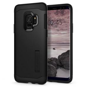 Spigen Samsung Galaxy S9 Slim Armor Black