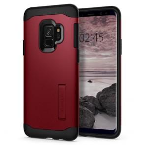 Spigen Samsung Galaxy S9 Slim Armor Merlot Red