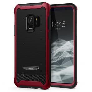 Spigen Samsung Galaxy S9 Reventon Mettalic Red