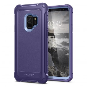 Spigen Samsung Galaxy S9 Pro Guard Deep Purple