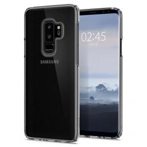 Spigen Samsung Galaxy S9+ Thin Fit Crystal Crystal Clear