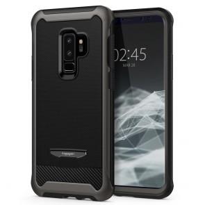 Spigen Samsung Galaxy S9+ Reventon Gunmetal