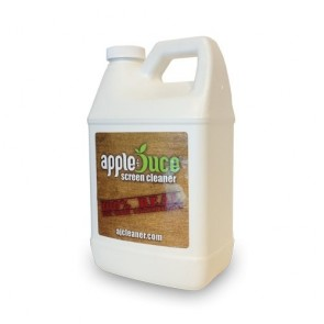 appleJuce Screen & Device Cleaner for Smartphones, Tablets & MP3 - Half Gallon Bottle