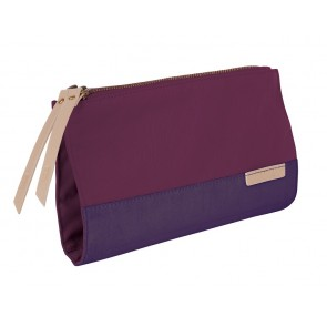 STM grace clutch dark purple