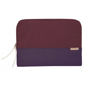 STM grace 15-in.  laptop sleeve  dark purple