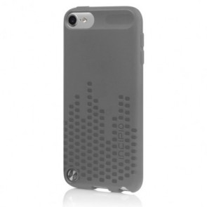 Incipio IP-425 Frequency Case for iPod Touch 5G - Translucent Mercury Gray