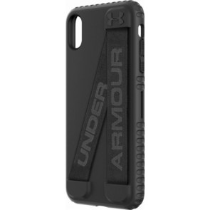 Under Armour UA Protect Handle-It Case for iPhone Xs Max - Black/Black/Stealth