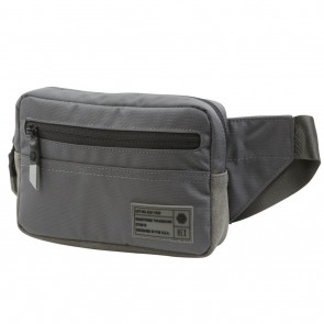 HEX Echelon Waistpack Grey Tech Suede