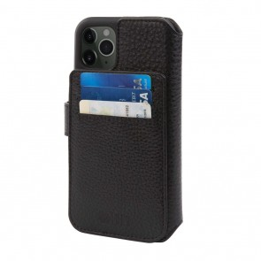 HEX 4-in-1 Leather Case for iPhone 11 PRO BLACK