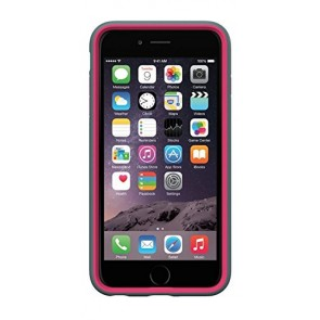 Speck Products MightyShell Case for iPhone 6 Plus/6S Plus - Fuchsia Pink/Cupcake Pink/Heritage Grey