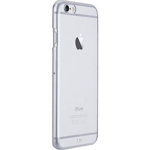 Just Mobile TENC Self-Healing Ultra-Slim Transparent Case for iPhone 6s/6 - Retail Packaging - Clear