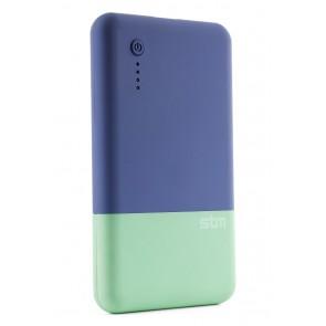 STM grace PowerBank 5k mAh dutch blue/mint