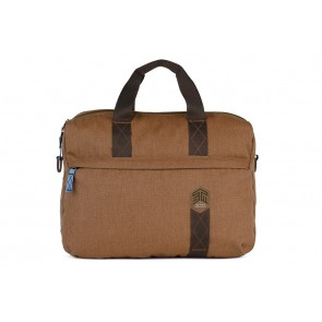STM judge messenger bag - fits up to 15-in. laptop desert brown