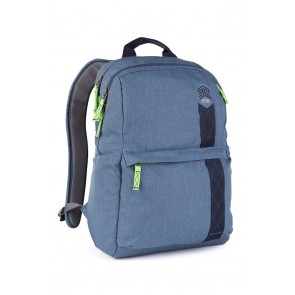 STM banks backpack - fits up to 15 laptop china blue
