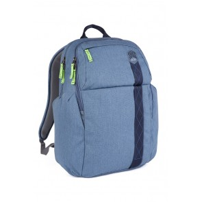 STM kings backpack - fits up to 15 laptop china blue