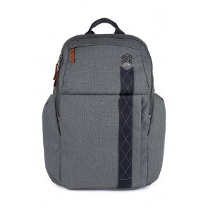 STM kings backpack - fits up to 15 laptop tornado grey