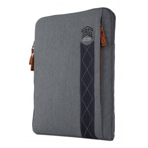STM ridge 11-in. laptop sleeve tornado grey