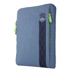 STM ridge 13-in. laptop sleeve china blue
