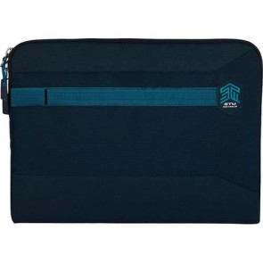 "STM summary 15"" laptop sleeve dark navy"
