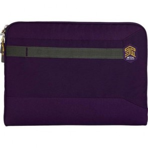 "STM summary 15"" laptop sleeve royal purple"