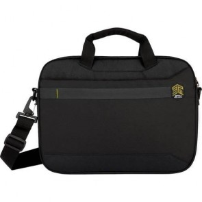 "STM chapter messenger bag - fits up to 13"" laptop black"