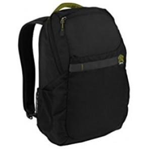 "STM saga backpack - fits up to 15"" laptop black"